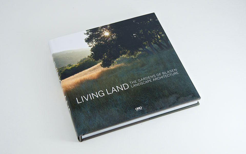 Landscape architecture book design