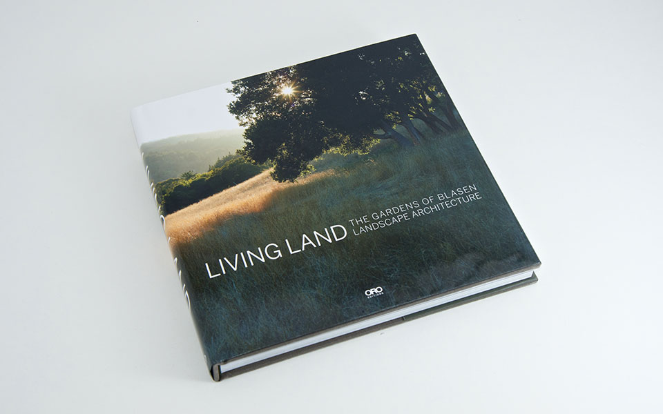 Landscape architecture book design