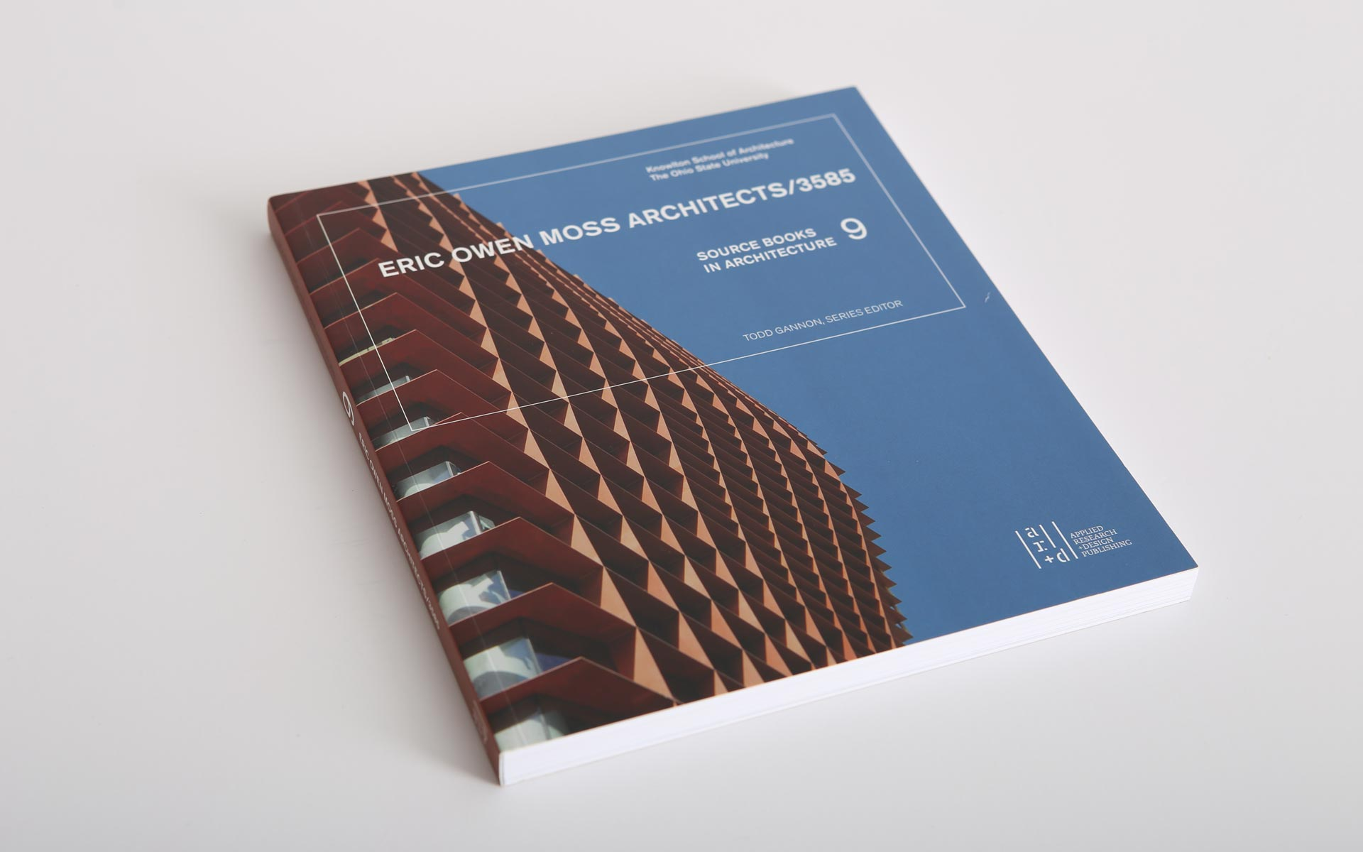 University of Ohio, Source Books in Architecture 9