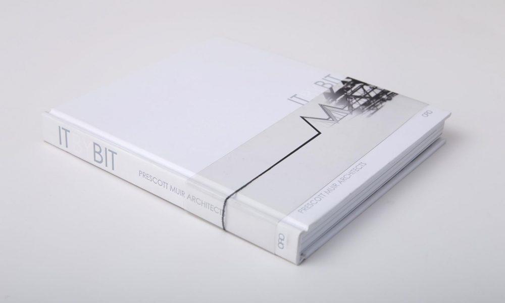 Prescott Muir Architects, book design