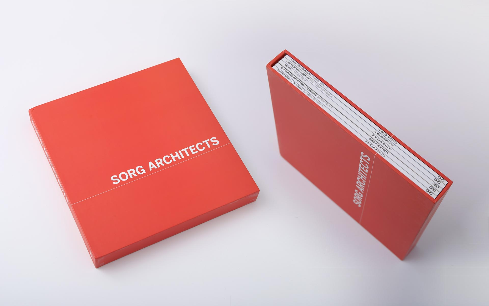 Book Slipcase Design