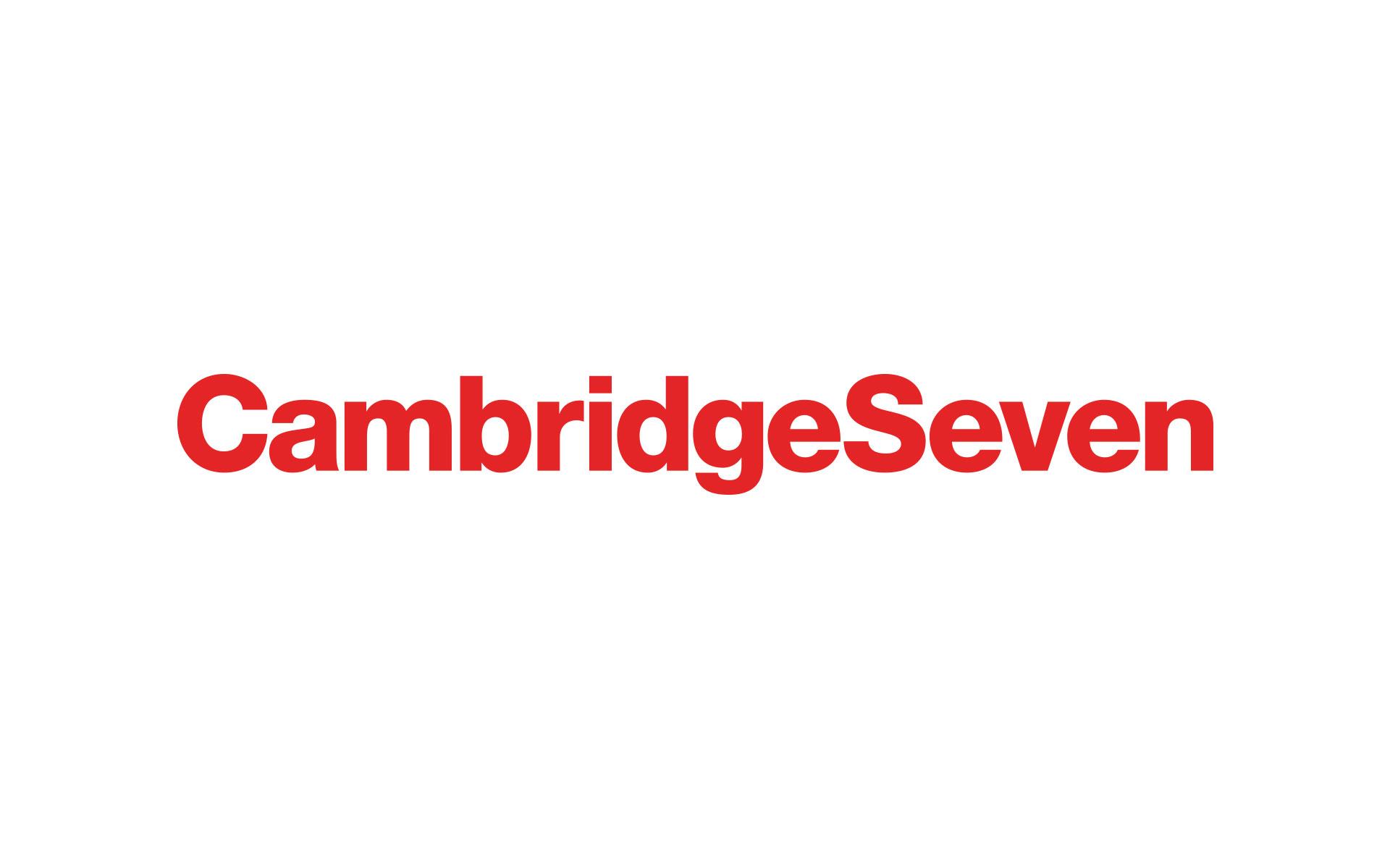 CambridgeSeven Logotype design