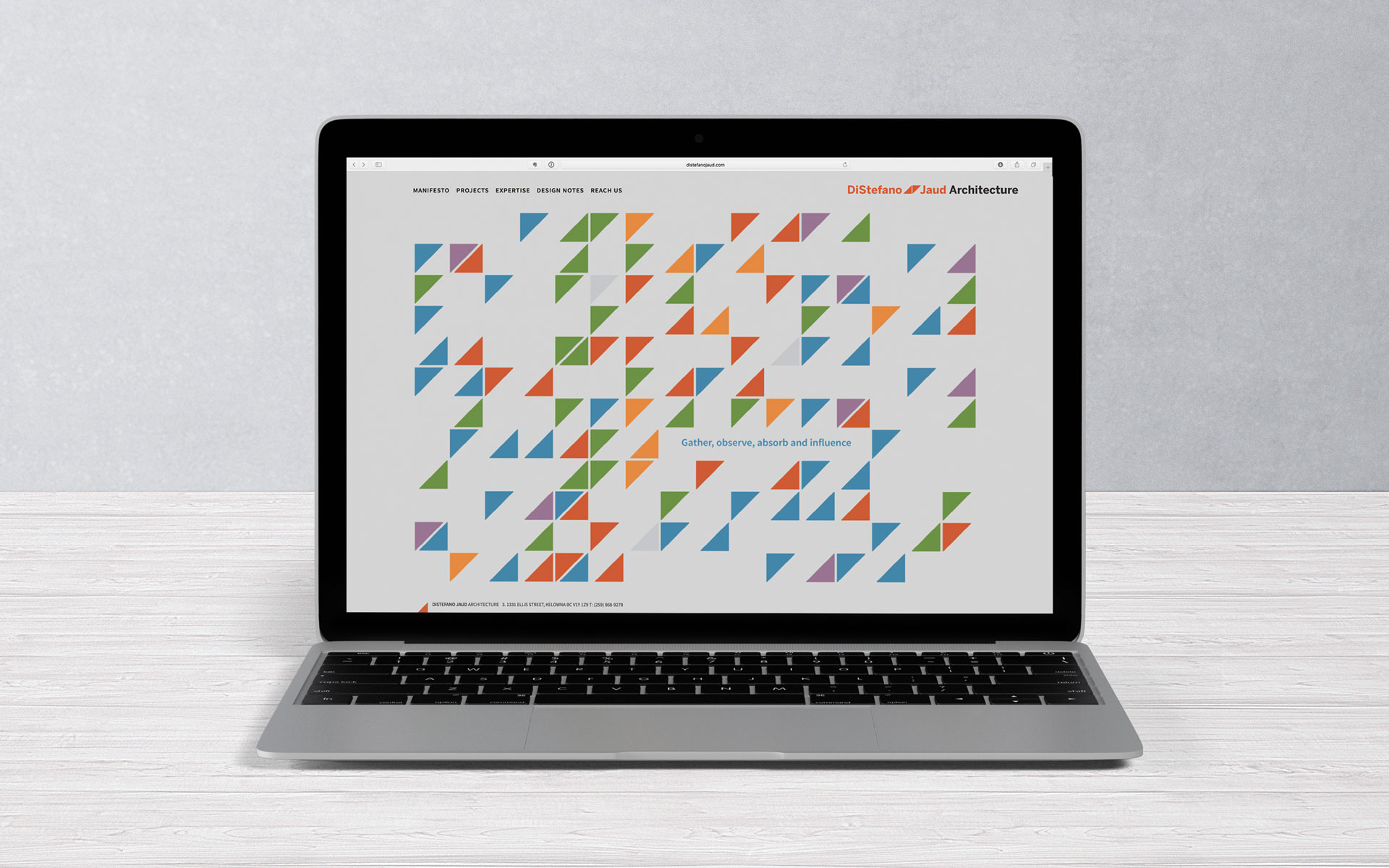 distefano-jaud-architcture-website