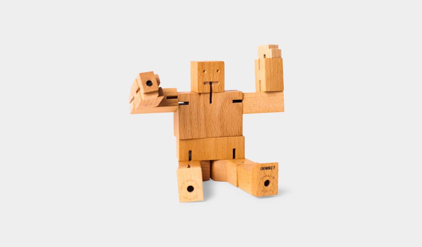Woodern Robot