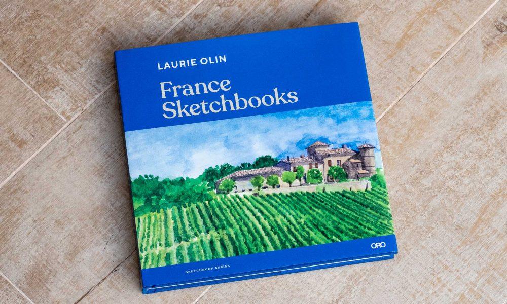 France Sketchbooks, Laurie Olin and Pablo Mandel