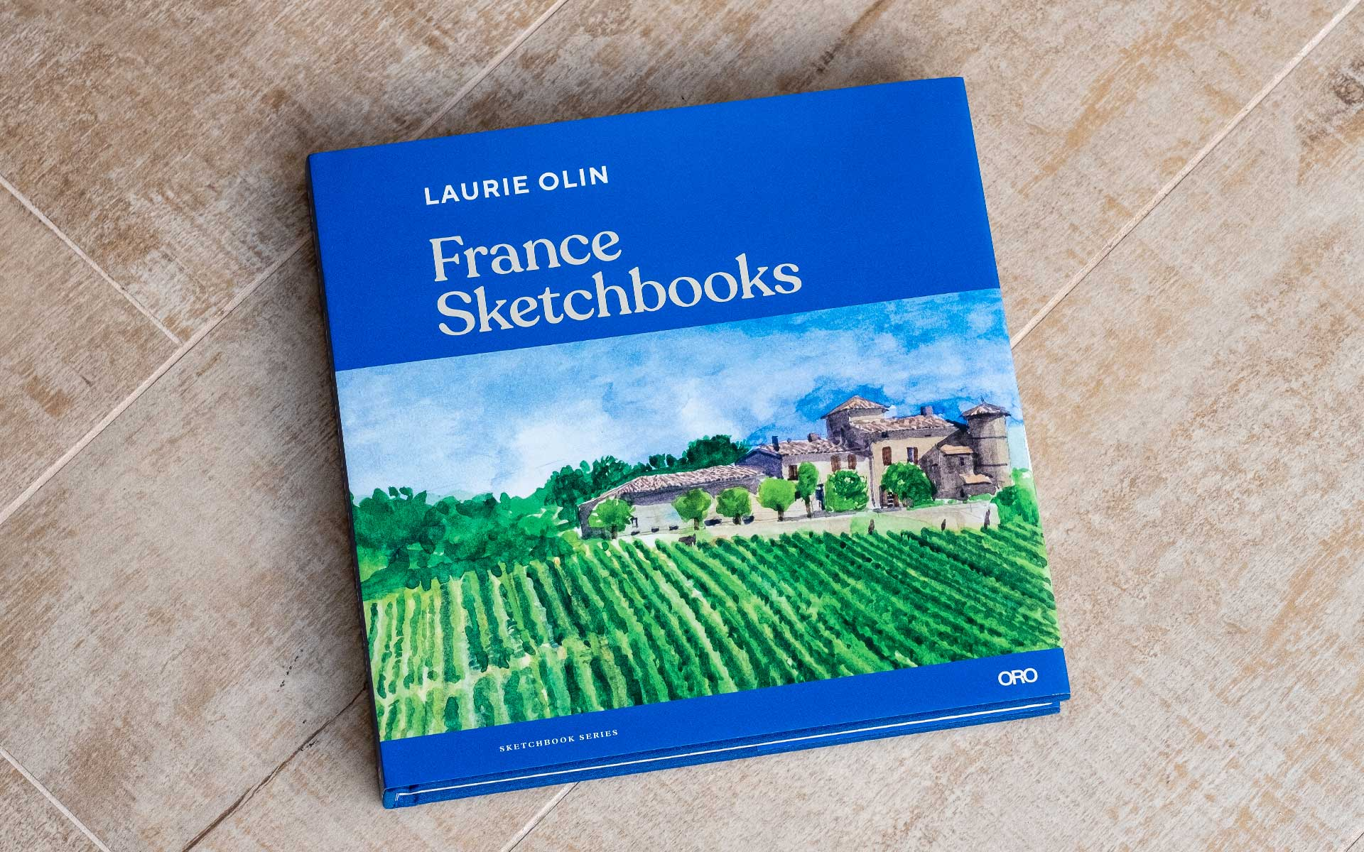 France Sketchbooks, Laurie Olin and Pablo Mandel